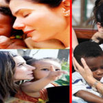 Sandra Bullock présente ses enfants adoptés Louis & Laila | Famille Mixte