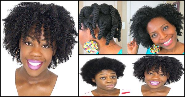 comment rendre ses cheveux afro