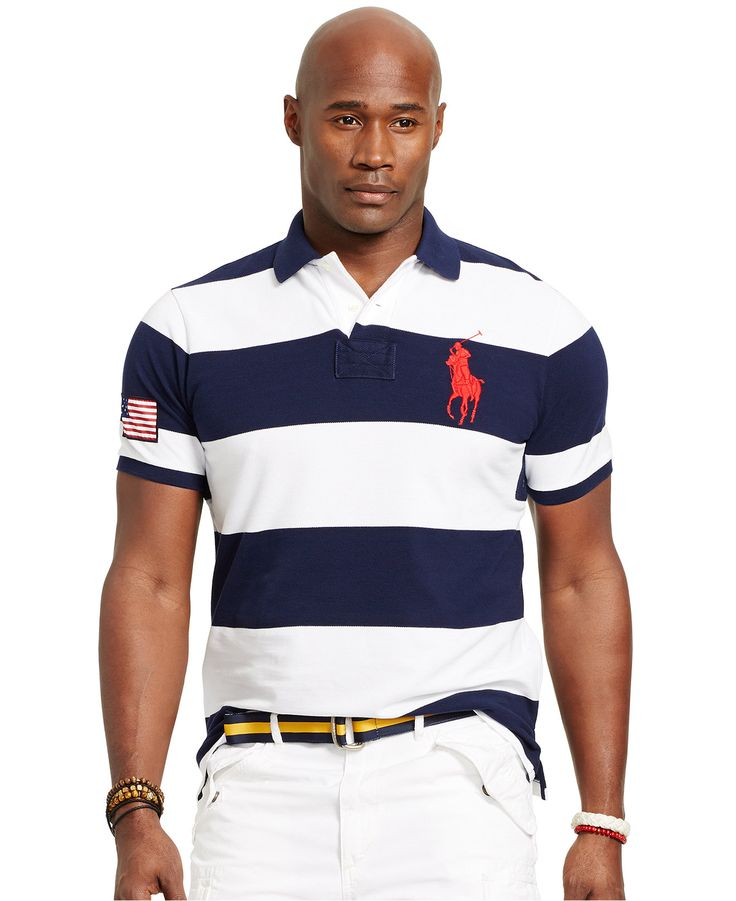 Black men: which color of polo to choose? Inspiration Chris Collins Ralph  Lauren