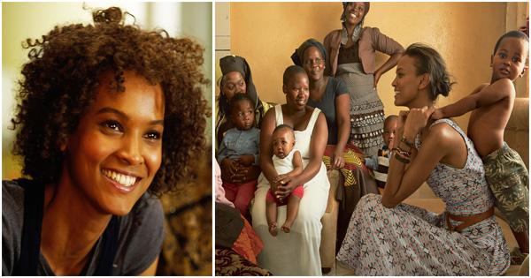 Liya Kebede An Ethiopian Supermodel With A Heart Lfk