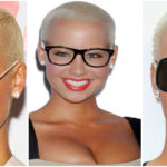 6 Amber Rose's Sexy Looks with sunglasses