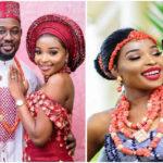 Mariage traditionnel de l'acteur de Nollywood Daniel K Daniel & Teena