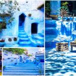 La médina de Chefchaouen : la ville bleue somptueuse du Maroc
