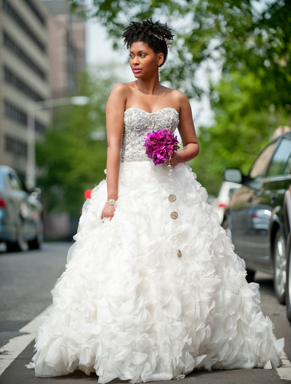 Wedding: to be beautiful with your natural hairstyles – Black Brides ...