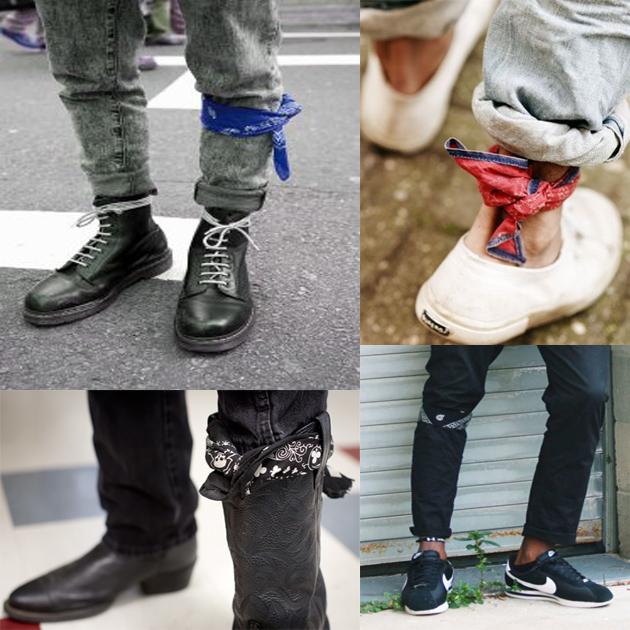 7 Stylish Ways to Wear Men's Bandana – Afroculture net