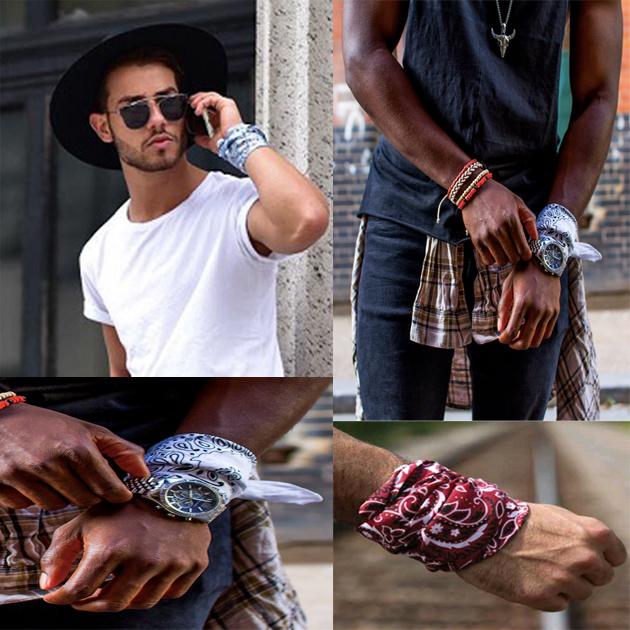 7 Facons Stylees De Porter Le Bandana Pour Hommes Afroculture Net