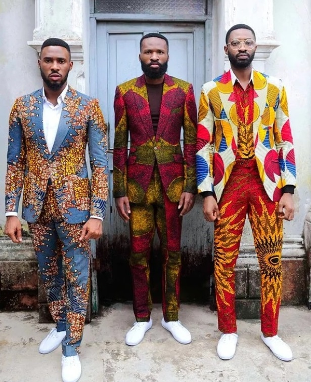 Image result for ankara fashion for men