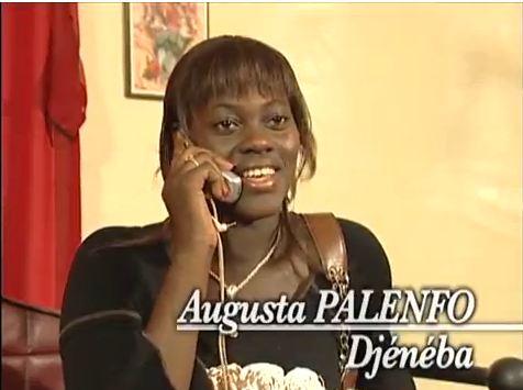 Augusta Palenfo-Djénéba-Ina Serie Burkinabe