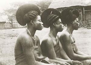 Coiffure Tikar --Les origines de la tresse africaine