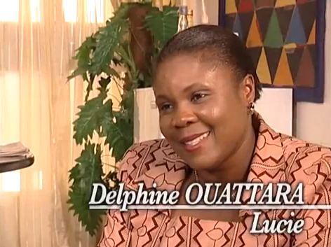 Delphine Ouattara-Lucie-Serie Ina Burkinabe