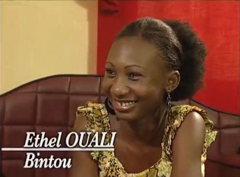 Ethel Ouali-Bintou-Ina Serie Burkinabe