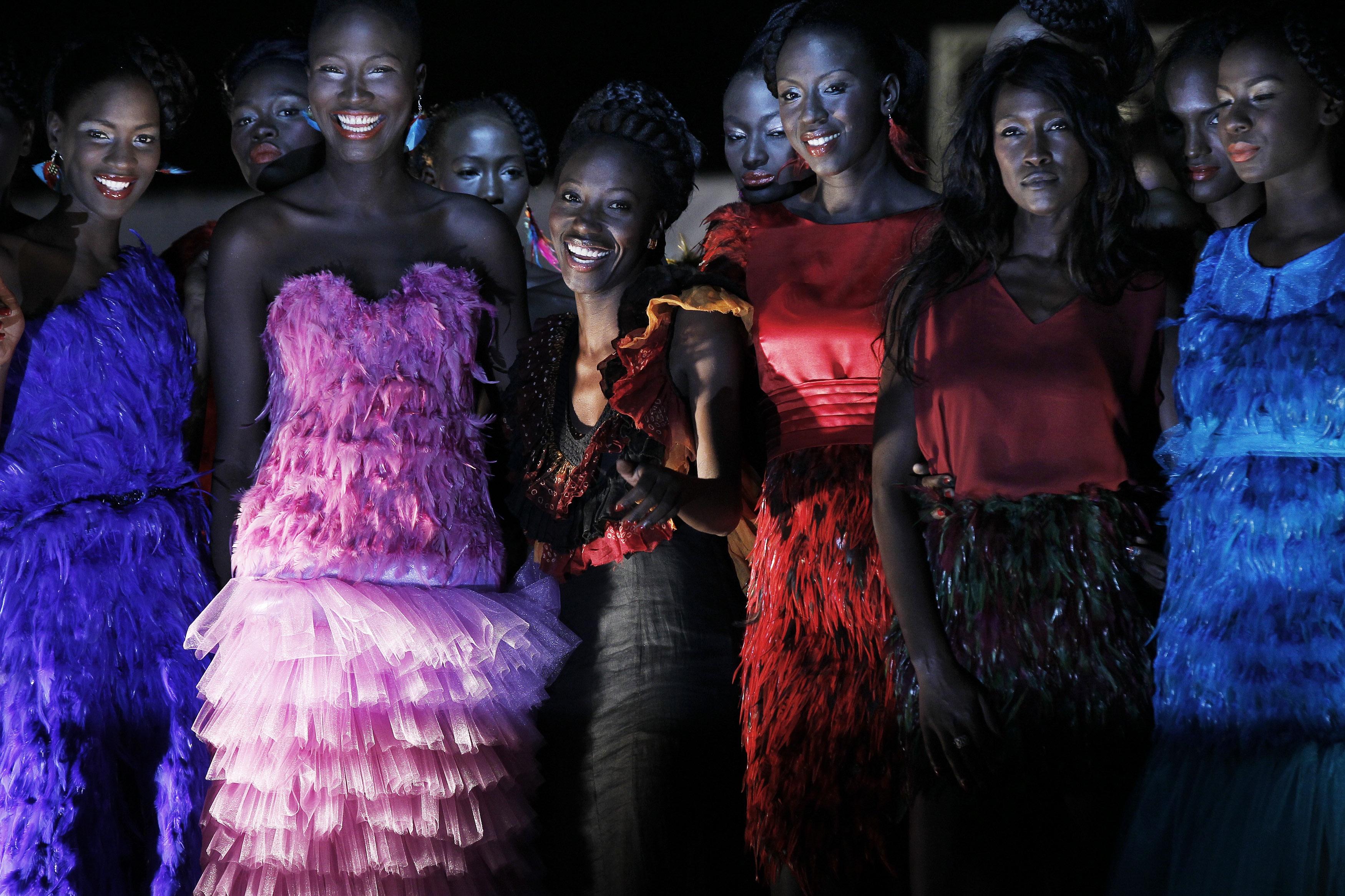 Adama Paris - Créatrice de mode africaine