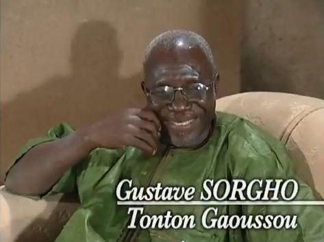 Gustave Sorgho-Tonton Gaoussou- Serie Ina Burkinabe