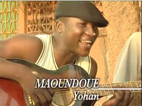 Maoundoue-Yohan-Serie Ina Burkinabe