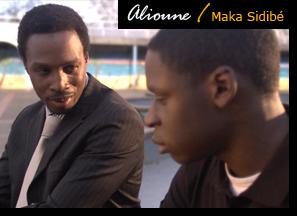 Alioune-Toi même tu sais serie afro
