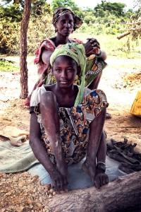 Ruée vers l'or au Sénégal + Laeila Adjovi