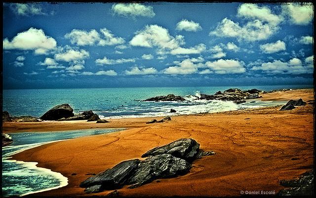 Kribi et ses plages Cameroun
