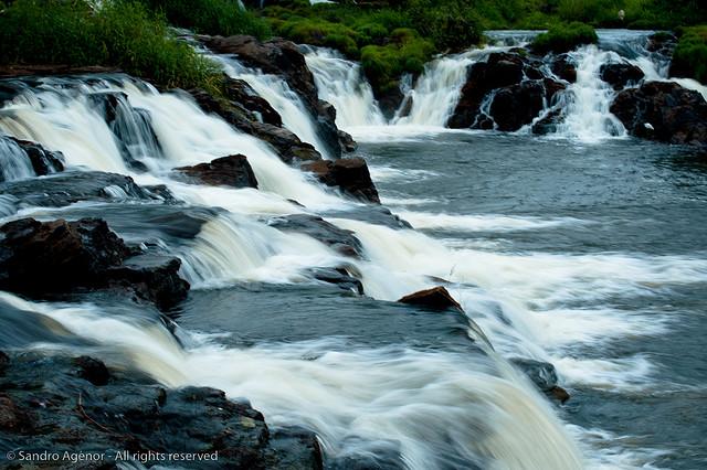 Les chutes de Lobe - Cameroun