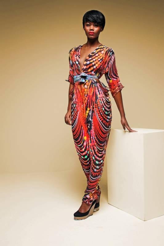 Nigerian Designer Folake Folarin Coker Tiffany Amber Afroculture Net