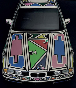 bmw esther_mahlangu