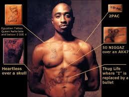 Tupac Tattoo