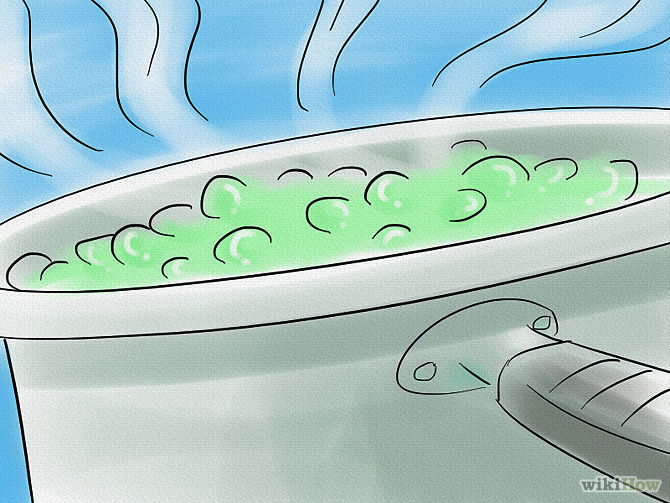 Etape 2 Faire bouillir l'eau pendant 15 à 20 minutes - Purify-Water-Step-2
