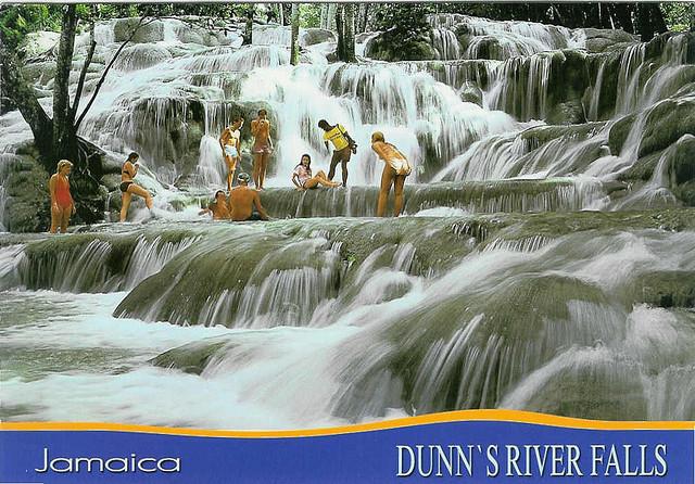 Dunn's River Falls, Jamaica 4