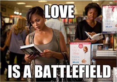 l'amour est une bataille