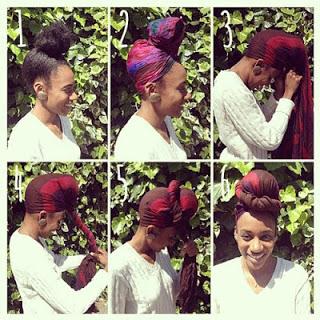 headwrapp - foulard