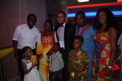 Ramsey Nouah family 2