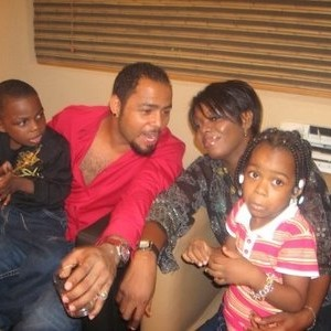 Ramsey Nouah family 3