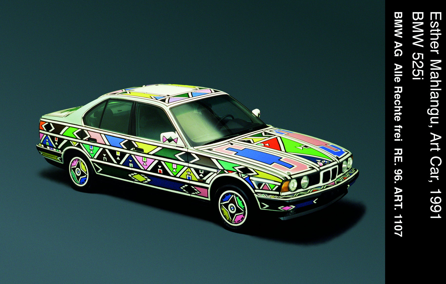 BMW ndebele - car
