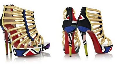 Christian Louboutin - Ndebele - chaussures