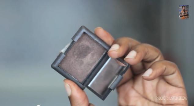2.5 utilisez eye colour plus sombre - summer make up