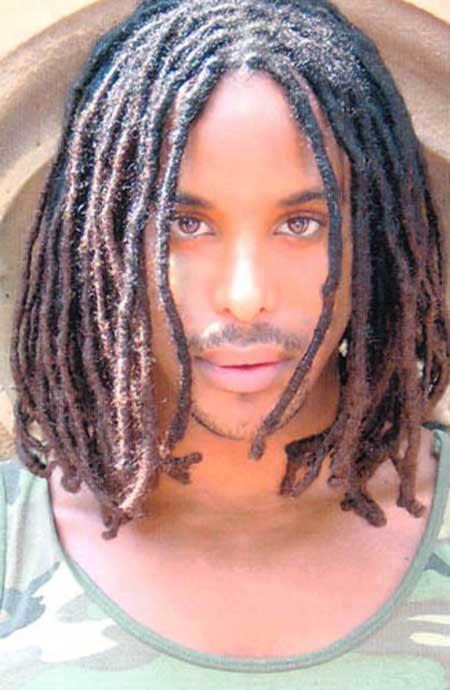 Natural-Afro-American-Hair-With-Dreadlocks
