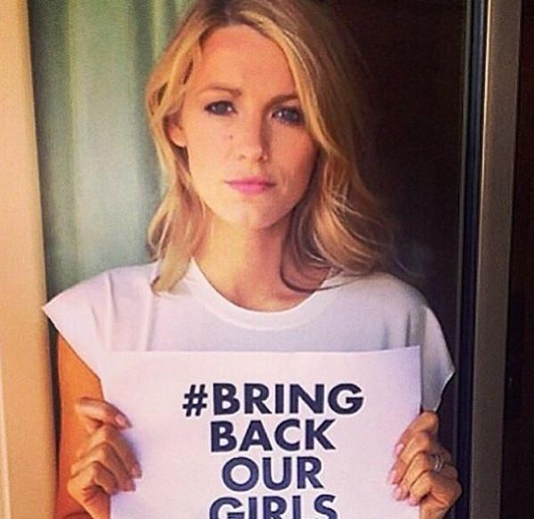Blake-Lively-BringBackOurGirls-May-2014