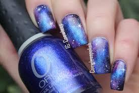 Galaxy nails (3)