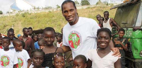 Didier Drogba fondation