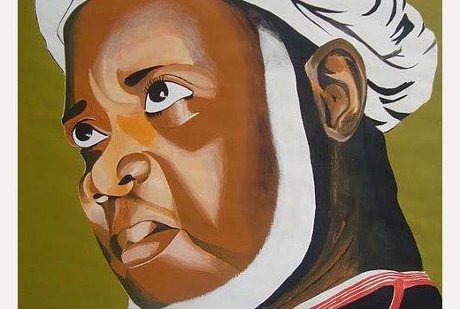 Mandela Diouf - peintre Sénégalais -baye niass