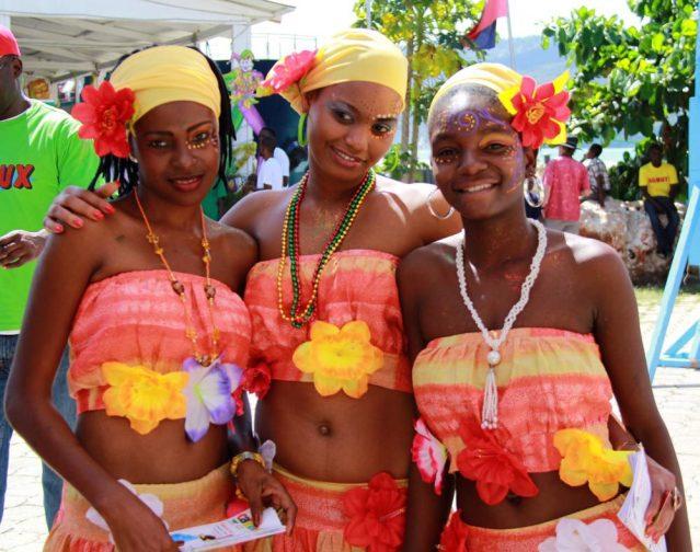 Haitian carnaval