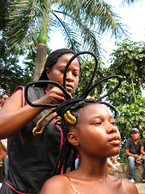 Coiffures Afro-colombiennes (50)