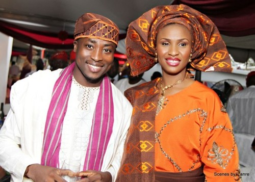 Tenue traditionelle africaine-couple 4