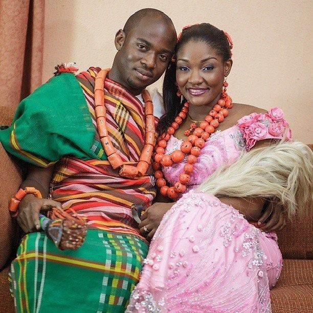 Tenue traditionnelle africaine-couple 3