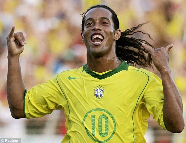 Ronaldinho -Afro-Brazilian