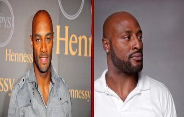 Bald and sexy black men 2