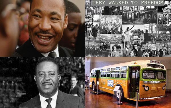 Boycott du bus Montgomery