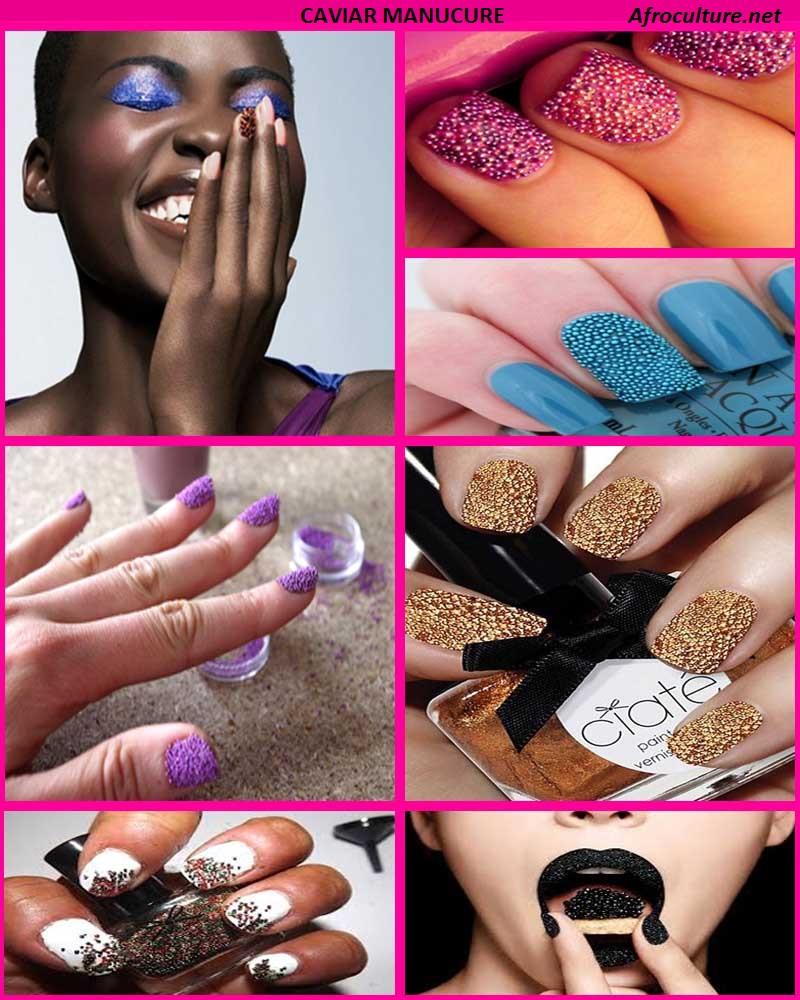 caviar nails manucure-afroculture