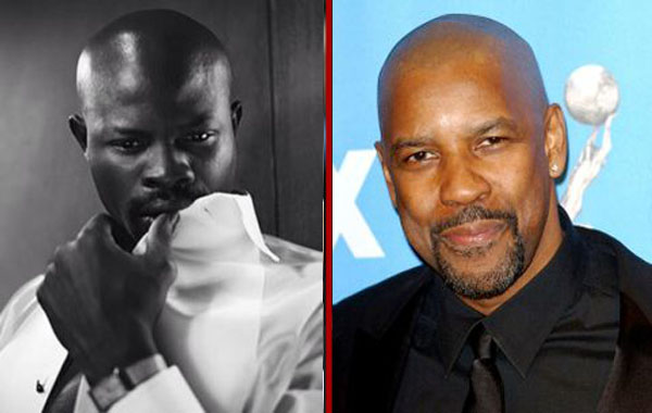 djimon-hounsou-Denzel Washington bald hairstyle - black men