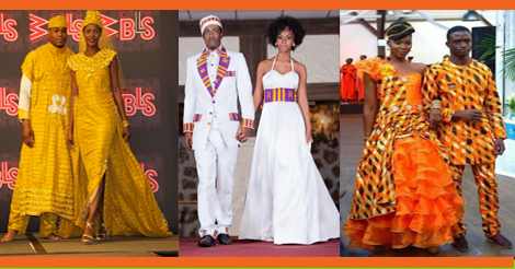 mariage africain en tenue traditionnelle 1