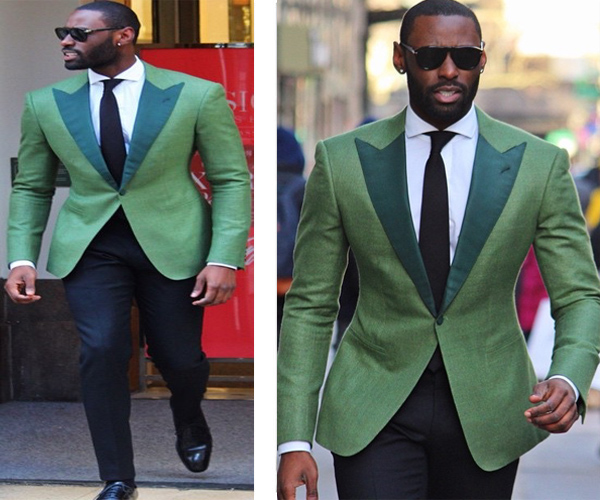 Musika-Frere-Suits-by-Davidson-Petit-Frere -green suit